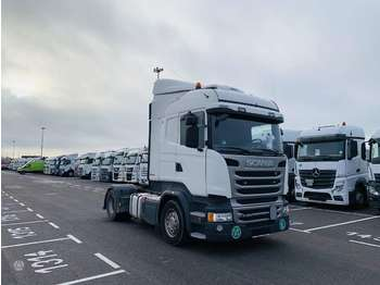 Scania R490 Manual Retarder, double sleeper  - شاحنة جرار