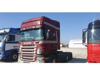 شاحنة جرار Scania R500: صور 1