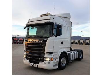 شاحنة جرار Scania R500
