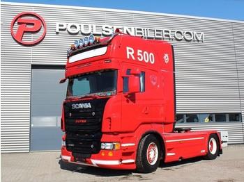 شاحنة جرار Scania R500 5x2: صور 1