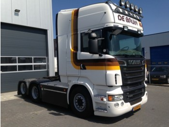 Tractor unit Scania R500 6X2 King o\t Road Retarder: picture 1