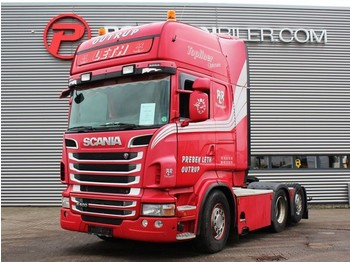 Tractor unit Scania R500 6x2 2900mm
