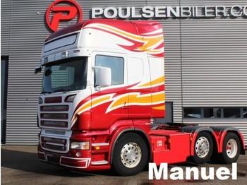 شاحنة جرار Scania R500 6x2/4
