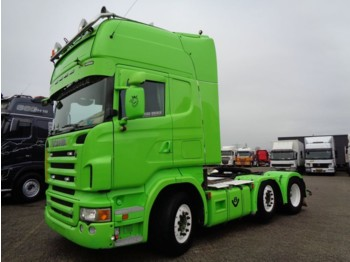 Tractor unit Scania R500 + 6x2 + Airco + 3 Pedals