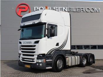 شاحنة جرار Scania R500 6x2 Manuel Gear