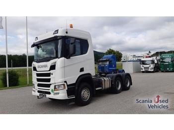 Scania R500 A 6X4 HA Hydraulik AP Achsen !!! - وحدة جر