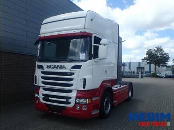 شاحنة جرار Scania R500 Euro 5 Topline - MANUAL / RETARDER