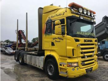 Tractor unit Scania R500 Highline Cabin year 2007
