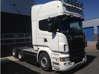 Tractor unit Scania R500 King o/t Road 6X2 Bougie