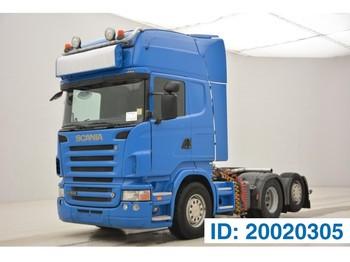 Τράκτορας Scania R500 Topline