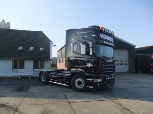 scania r500 v8 tractor unit from netherlands for sale at. Black Bedroom Furniture Sets. Home Design Ideas