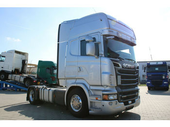 Scania R500 V8 EURO 5 !! TOP TOP !!  - شاحنة جرار