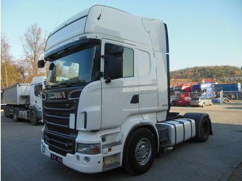 Scania R500, V8, TOPLINE  - شاحنة جرار