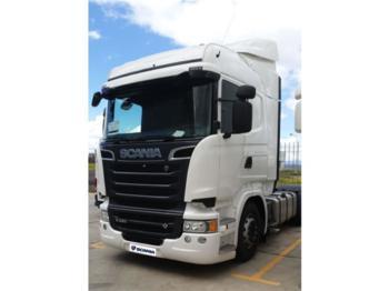 Scania R520 - شاحنة جرار