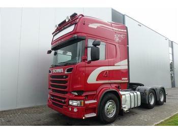 Scania R520 6X4 V8 RETARDER EURO 6  - شاحنة جرار