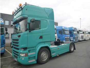 Scania R520 Topline 2 tanks / Leasing - tractor unit