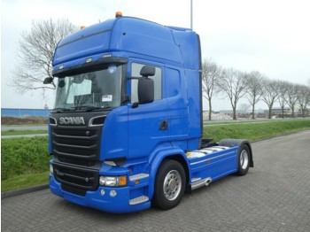 Tractor unit Scania R520 tl bi-cool 2 tank