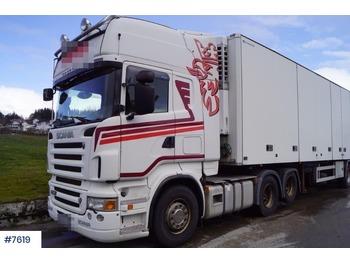 Scania R560 - شاحنة جرار