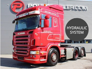 شاحنة جرار Scania R560 6x2 2900mm