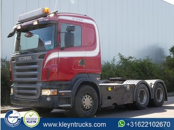 Scania R560 6x4 cr19 manual pto - شاحنة جرار