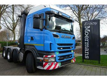 Tractor unit Scania R560 Highline 8x4 150 Tonnen !!!
