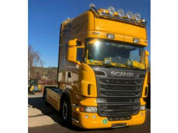 Scania R560 Schaltgetriebe TOPLINE  - شاحنة جرار
