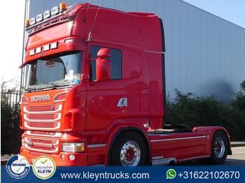 Scania R560 topline,alu rims,sta - شاحنة جرار