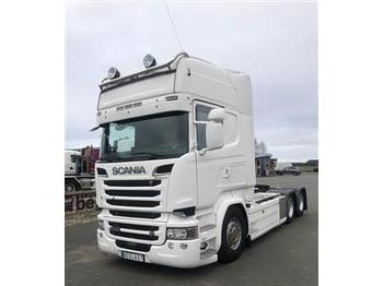 Scania R580  - شاحنة جرار
