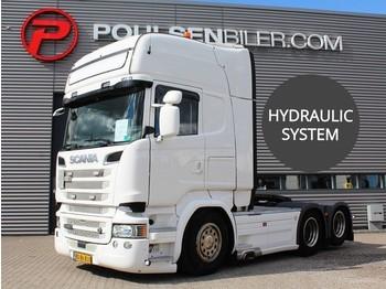 Scania R580 6x2 3100mm - شاحنة جرار