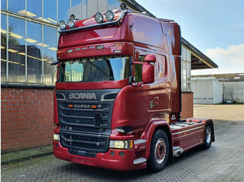 Scania R580*EURO 6*FULL AIR-SUSPENSION*Clutch pedal  - tractor unit