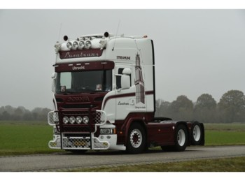 Scania R580 Full Option / Leasing - tractor unit