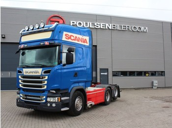 Scania R580 Topline - شاحنة جرار