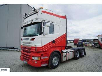 تأجير تمويلي Scania R620 - شاحنة جرار