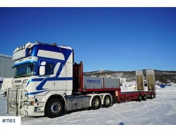 Scania R620 - شاحنة جرار