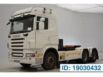 وحدة جر Scania R620 Highline - 6x4