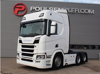 شاحنة جرار Scania R650 6x2 2950mm