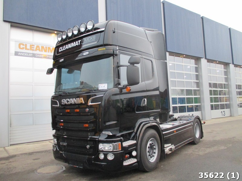 scania r730 euro 6 retarder kiphydraulic tractor unit from. Black Bedroom Furniture Sets. Home Design Ideas