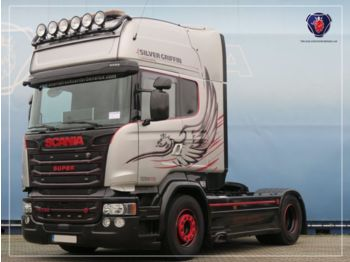 Scania R730 Silver Griffin Hydro PTO / Leasing - tractor unit