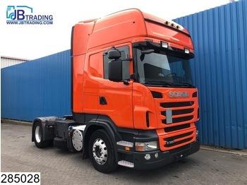Scania R 380 EURO 5, Retarder, Airco, ADR - شاحنة جرار