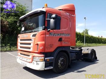 Scania R 380 Euro 3 - شاحنة جرار