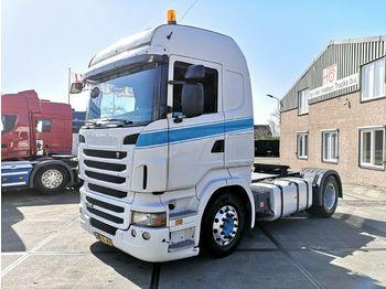 شاحنة جرار Scania R 400 ADR + TUV bis 18-12-2020   Retarder   Opti