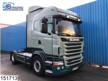 Tractor unit Scania R 400 EURO 5, Retarder, Airco