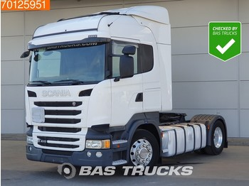 Tractor unit Scania R 410 4X2 Retarder ADR Euro 6: picture 1