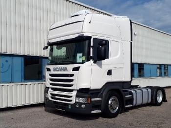 Scania R 410 LA4X2MEB Euro 6 Topline Streamline - شاحنة جرار