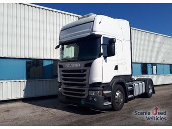 Scania R 410 LA4X2MNA Euro 6 Topline Streamline - شاحنة جرار