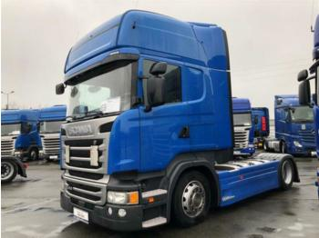 Scania R 410 Topline 2 Tanks / Leasing - tractor unit