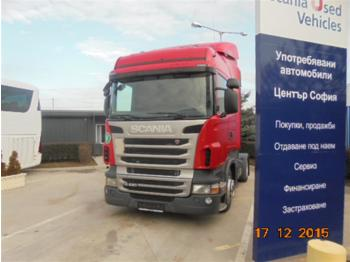 Tractor unit Scania R 420 LA4x2MEB: picture 1