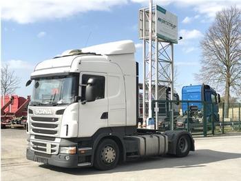 Tractor unit  Scania - R 420 LA Lowliner