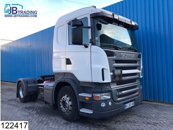 Tractor unit Scania R 420 Retarder, Airco, ADR, Opticruise, euro 4