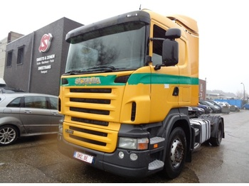 Tractor unit Scania R 420 manual retarder